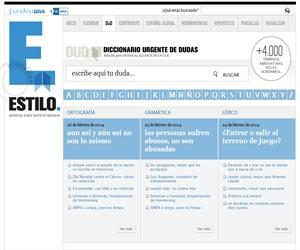 DuD, Diccionario urgente de dudas. Fundación del Español Urgente