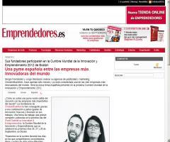 UNA PYME ESPAÑOLA ENTRE LAS EMPRESAS MAS INNOVADORAS DEL MUNDO