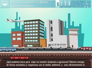 La energía y el transporte