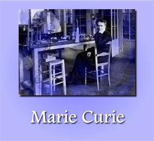 Marie Curie, unidad didáctica de inglés 3º ESO (Cidead)