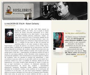 Hislibris: libros de Historia, libros con Historia