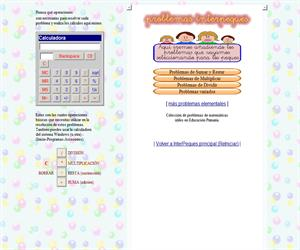 Problemas Interpeques. Matemáticas para niños