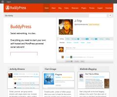BuddyPress: conjunto de plug-ins para convertir WordPress MU en una red social