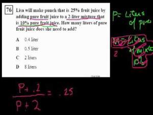 Ca 15 - mas problemas de álgebra (Khan Academy Español)
