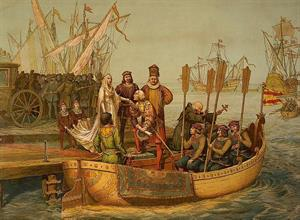 Opciones TIC para conocer los viajes de Colón (Noticias de uso didáctico)