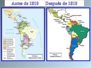 Independencia de los países latinoamericanos: causas y consecuencias