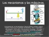 Los mecanismos y las máquinas