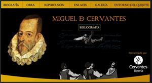 Miguel de Cervantes: Monográfico de la Librería Cervantes