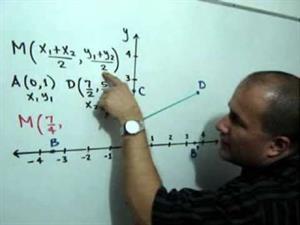 Resolución de una ecuación cuadrática con regla y compás (JulioProfe)