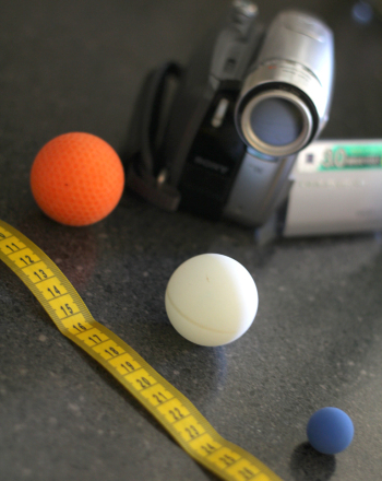 Bouncing Ball Physics: What is Elasticity?