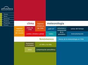 Guía meteorológica interactiva