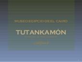 Tutankamón: el faraón, su tumba y su tesoro (Slideshare)