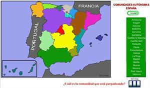 Comunidades Autónomas españolas (Cuadernos Digitales Vindel)