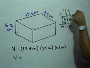 Volumen de un prisma recto (JulioProfe)