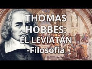 Thomas Hobbes: El Leviatán