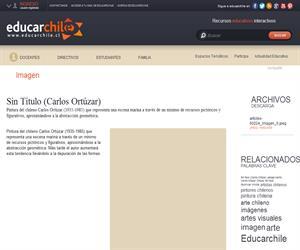 Sin Título (Carlos Ortúzar) (Educarchile)