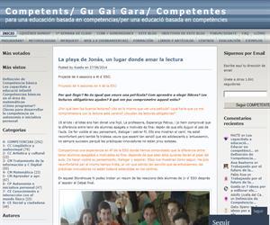 Nosotros Competentes/Nosaltres Competents: Espacio de apoyo, consulta y reflexión para docentes