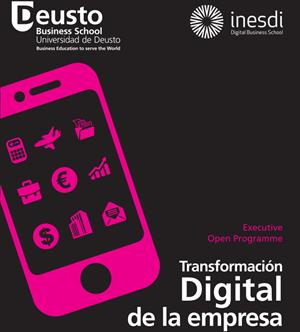 Programa Ejecutivo para la Transformación Digital de la Empresa (Deusto Business School)