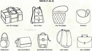 Sac (Dictionnaire Visuel)
