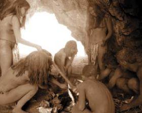 Antiguos pobladores de Chile