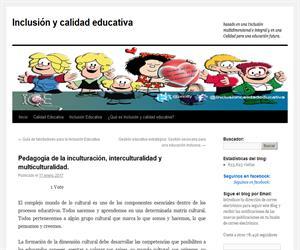 Pedagogía de la inculturación, interculturalidad y multiculturalidad.
