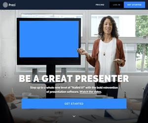 Prezi: un editor de presentaciones interactivas