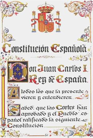 Recursos educativos sobre la Constitución Española