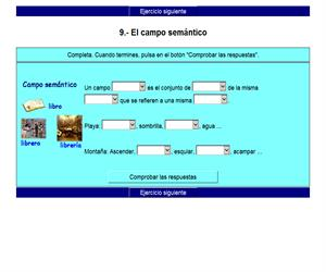 Creación de campos semánticos. (Secuencia didáctica)