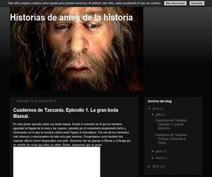 Historias antes de la historia