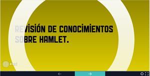 Cartilla didáctica: Hamlet (William Shakespeare)