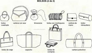 Bags (Diccionario visual)