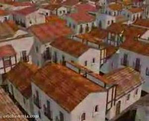La ciudad medieval (Artehistoria)