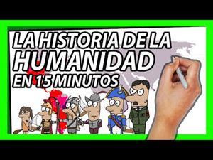 Historia del mundo en 15 minutos