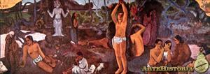 ¿De dónde venimos? ¿Qué somos? ¿Adónde vamos? (Paul Gauguin)