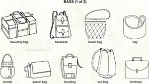 Bag  (Visual Dictionary)