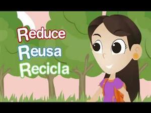 Renatta y Coco, las 3R's.