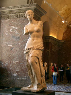 Venus de Milo. Comentario