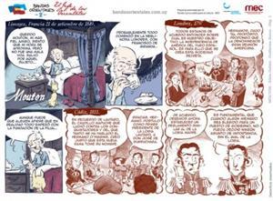 La Historia de Artigas hecha cómic (Bandas Orientales)