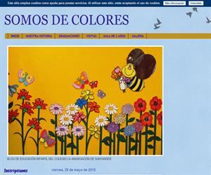 Somos de Colores (Blog Educativo de Educación Infantil)