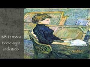 Obras de Toulouse Lautrec