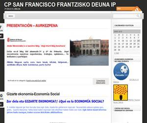Blog de la escuela San Francisco de Pamplona