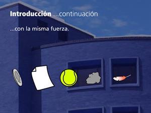 Rapidez de caída (educarm.es)