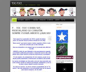 Toc-Toc! (Blog Educativo de Educación Infantil)