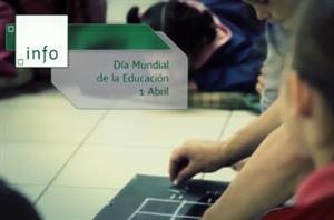 Día Mundial de la Educación, 1 de abril (UNED)