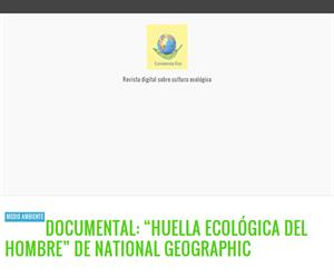 Documental: La Huella Ecológica Humana