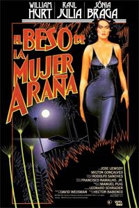 El beso de la mujer araña: Acercamiento didáctico a la película