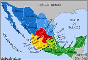 Estados y Capitales de México (El abuelo educa)
