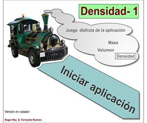 Densidad 1: densidad, masa y volumen