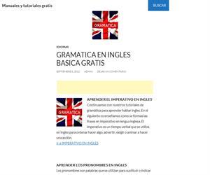 Gramática en ingles básica