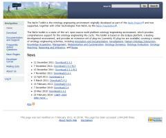 NeOn Toolkit Wiki